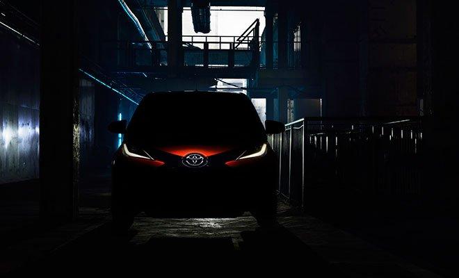 La nuova Toyota AYGO protagonista al Salone di Ginevra 2014 7 La nuova Toyota AYGO protagonista al Salone di Ginevra 2014