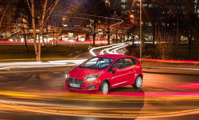 La nuova Ford Fiesta è la compatta più venduta del 2013 12 La nuova Ford Fiesta è la compatta più venduta del 2013