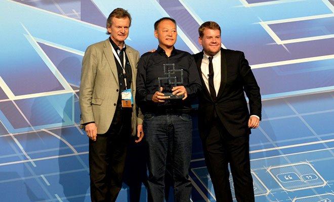 MWC 2014: HTC One si aggiudica il Global Mobile Award come Migliore Smartphone 20 MWC 2014: HTC One si aggiudica il Global Mobile Award come Migliore Smartphone
