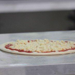 L'evoluzione della Pizza Mediterranea 30 L'evoluzione della Pizza Mediterranea