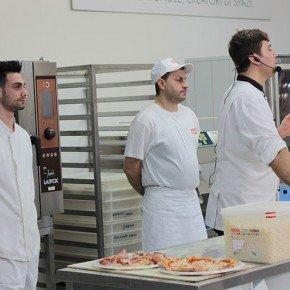 L'evoluzione della Pizza Mediterranea 34 L'evoluzione della Pizza Mediterranea