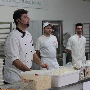 L'evoluzione della Pizza Mediterranea 36 L'evoluzione della Pizza Mediterranea