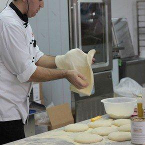 L'evoluzione della Pizza Mediterranea 38 L'evoluzione della Pizza Mediterranea