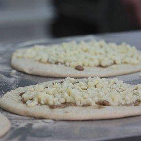 L'evoluzione della Pizza Mediterranea 49 L'evoluzione della Pizza Mediterranea