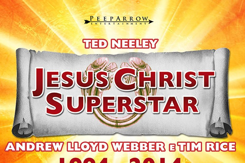 "I Negrita nel cast del musical  ""Jesus Christ Superstar""  48 I Negrita nel cast del musical  ""Jesus Christ Superstar"""