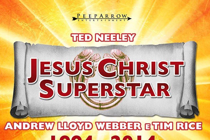 "I Negrita nel cast del musical  ""Jesus Christ Superstar""  10 I Negrita nel cast del musical  ""Jesus Christ Superstar"""