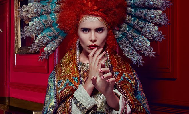 """Paloma Faith: in radio """"CAN'T RELY ON YOU"""" 30 Paloma Faith: in radio """"CAN'T RELY ON YOU"""""""