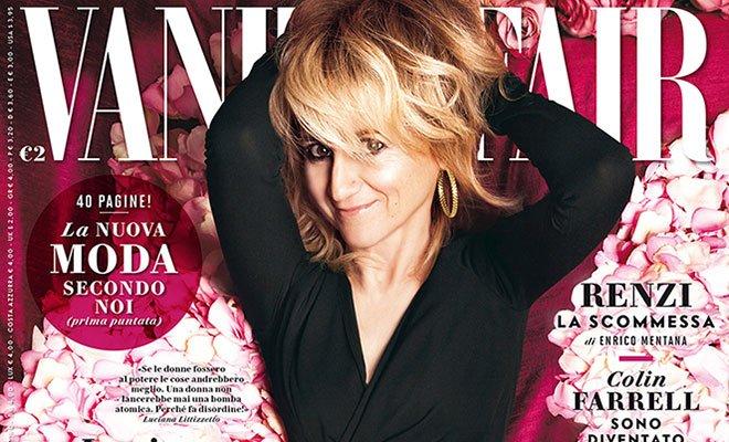 Luciana Littizzetto confida a Vanity Fair il suo sogno 44 Luciana Littizzetto confida a Vanity Fair il suo sogno