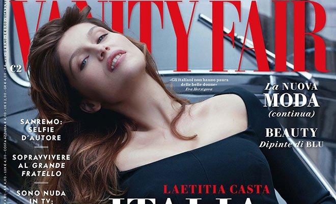 """Laetitia Casta, per la prima volta su Accorsi: """"Perché restare insieme, quando si è cambiati"""" 36 Laetitia Casta, per la prima volta su Accorsi: """"Perché restare insieme, quando si è cambiati"""""""