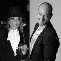 Rita Arrotino e Antonino Morici