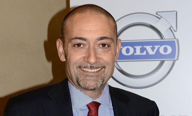 """Crisci: """"2014, anno fondamentale per Volvo"""" 25 Crisci: """"2014, anno fondamentale per Volvo"""""""