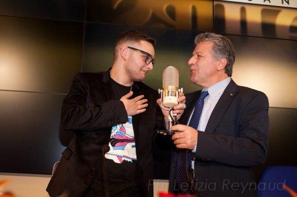 """""""Premio Assomusica 2014"""" a Rocco Hunt 20 """"Premio Assomusica 2014"""" a Rocco Hunt"""