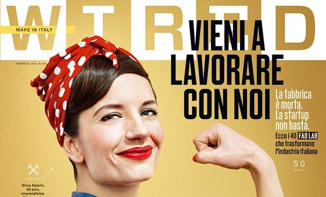 Wired Italia censisce i 40 Fab Lab che stanno trasformando l'industria italiana 56 Wired Italia censisce i 40 Fab Lab che stanno trasformando l'industria italiana
