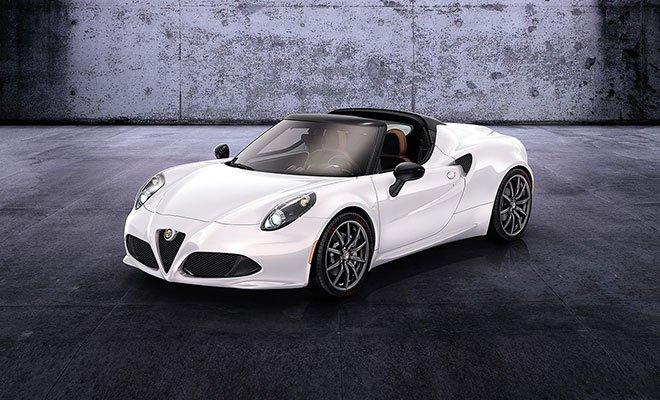140304 AR 4C Spider 06 - Ginevra 2014: al debutto l'avant-premiere di Alfa Romeo 4C Spider