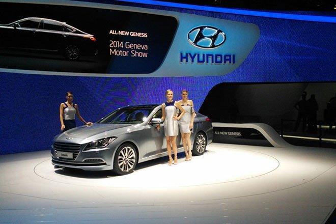 Hyundai al Salone di Ginevra 2014 36 Hyundai al Salone di Ginevra 2014