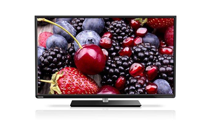 La nuova serie L3 di Toshiba. La Smart TV per tutti 44 La nuova serie L3 di Toshiba. La Smart TV per tutti