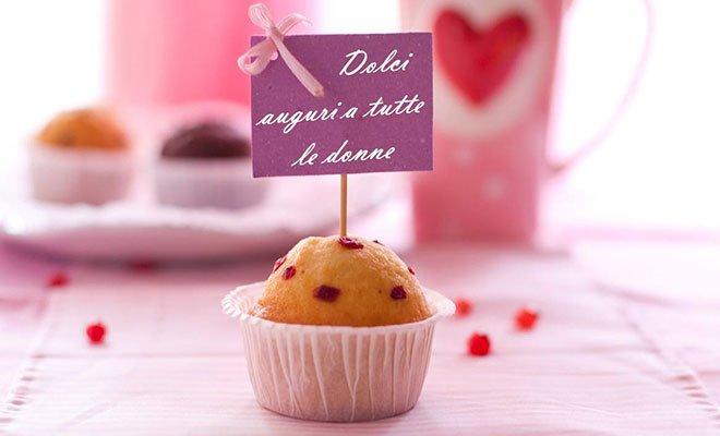 """festa della donna - I Muffin Bauli versione..""""mimosa"""""""