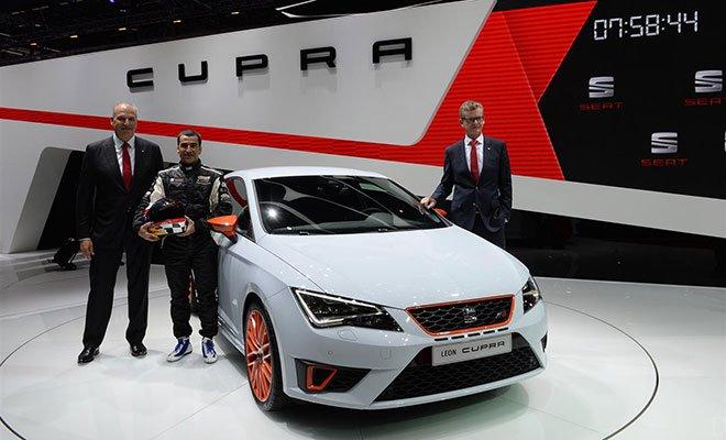 La SEAT Leon CUPRA segna un tempo record sul circuito del Nürburgring 64 La SEAT Leon CUPRA segna un tempo record sul circuito del Nürburgring