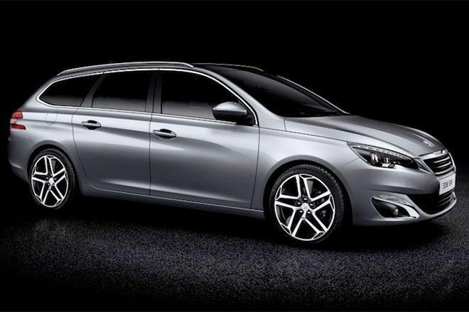 Nuova Peugeot 308 SW: la Station Wagon elegante e spaziosa 32 Nuova Peugeot 308 SW: la Station Wagon elegante e spaziosa