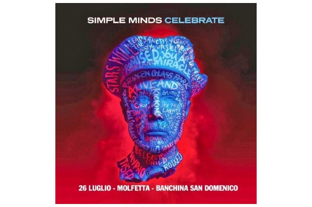 Simple Minds dal vivo a Molfetta, The Greatest Hits Tour 19 Simple Minds dal vivo a Molfetta, The Greatest Hits Tour