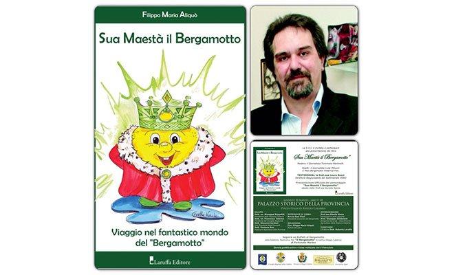 """Cav.Filippo Aliquò: """"Vi presento, in un libro, Sua Maestà il Bergamotto"""" 38 Cav.Filippo Aliquò: """"Vi presento, in un libro, Sua Maestà il Bergamotto"""""""