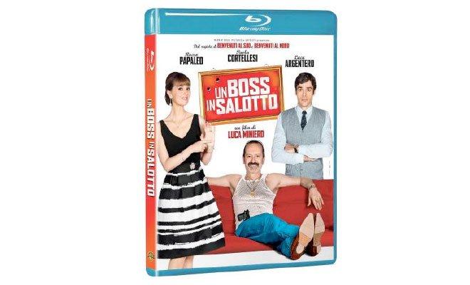 un boss in salotto - Un Boss in Salotto + Nord&Sud Collection: Dal 16 aprile in Blu-ray e DVD