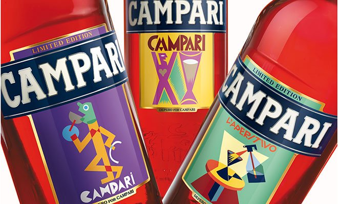 Campari presenta le Art Label 2014 35 Campari presenta le Art Label 2014