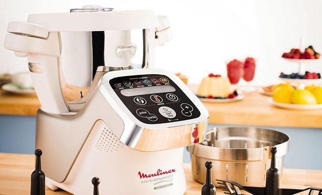 Moulinex cuisine companion fatti e notizie da tutto il for Moulinex companion prezzo