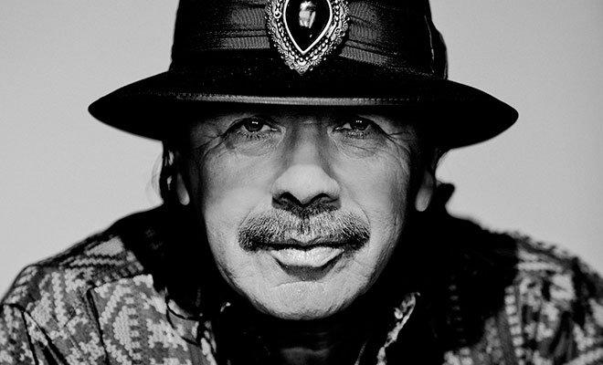 Carlos Santana: nuovo album in uscita 27 Carlos Santana: nuovo album in uscita