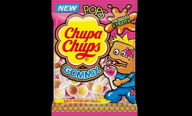 """Chupa Chups in versione """"Gommix"""" 7 Chupa Chups in versione """"Gommix"""""""