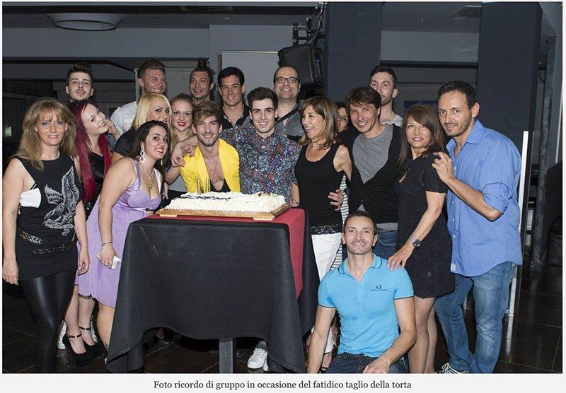 Pasquale Di Nuzzo, l'ex di Amici che ha fatto impazzire Madonna, ha festeggiato i suoi 22 anni 17 Pasquale Di Nuzzo, l'ex di Amici che ha fatto impazzire Madonna, ha festeggiato i suoi 22 anni