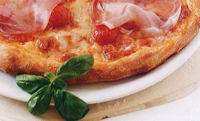 La KAMUT Pizza ...rivisitazione di un classico della tradizione culinaria italiana 56 La KAMUT Pizza ...rivisitazione di un classico della tradizione culinaria italiana