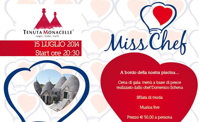 Miss Chef fa tappa in Puglia 6 Miss Chef fa tappa in Puglia