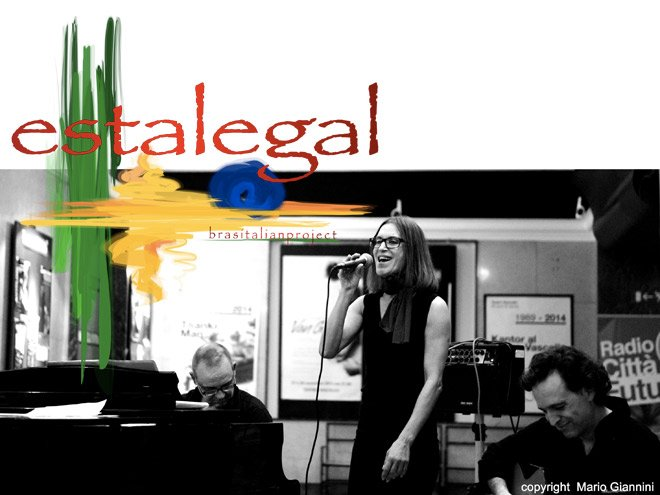 ESTALEGAL - Latinoamericando: la musica d'autore di Estalegal