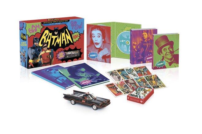 Batman The Complete Television Series - Batman: La Serie Televisiva Completa - Dal 19 novembre in Blu-ray