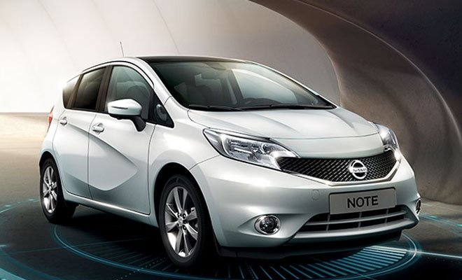 nissan note - Nissan Note