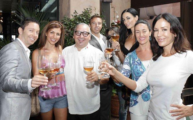 I migliori Chef italo-americani sedotti dalla Cucina Dietetica Italiana 34 I migliori Chef italo-americani sedotti dalla Cucina Dietetica Italiana
