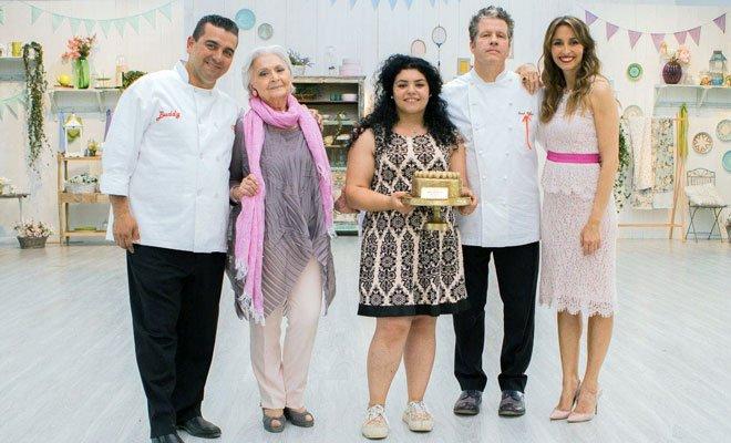 E' Roberta Liso la vincitrice di Bake Off Italia - dolci in forno 18 E' Roberta Liso la vincitrice di Bake Off Italia - dolci in forno
