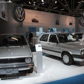 """Calcagni: """"Al Motorshow per festeggiare i 40 anni di Volkswagen Golf"""" 7 Calcagni: """"Al Motorshow per festeggiare i 40 anni di Volkswagen Golf"""""""