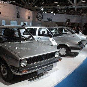 """Calcagni: """"Al Motorshow per festeggiare i 40 anni di Volkswagen Golf"""" 11 Calcagni: """"Al Motorshow per festeggiare i 40 anni di Volkswagen Golf"""""""