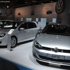 """Calcagni: """"Al Motorshow per festeggiare i 40 anni di Volkswagen Golf"""" 12 Calcagni: """"Al Motorshow per festeggiare i 40 anni di Volkswagen Golf"""""""