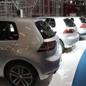 """Calcagni: """"Al Motorshow per festeggiare i 40 anni di Volkswagen Golf"""" 9 Calcagni: """"Al Motorshow per festeggiare i 40 anni di Volkswagen Golf"""""""