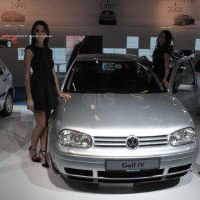 """Calcagni: """"Al Motorshow per festeggiare i 40 anni di Volkswagen Golf"""" 8 Calcagni: """"Al Motorshow per festeggiare i 40 anni di Volkswagen Golf"""""""