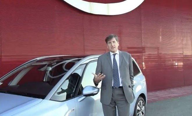 """Freschi: """"2014, anno importante per Citroën in termini di lancio di prodotti"""" 19 Freschi: """"2014, anno importante per Citroën in termini di lancio di prodotti"""""""