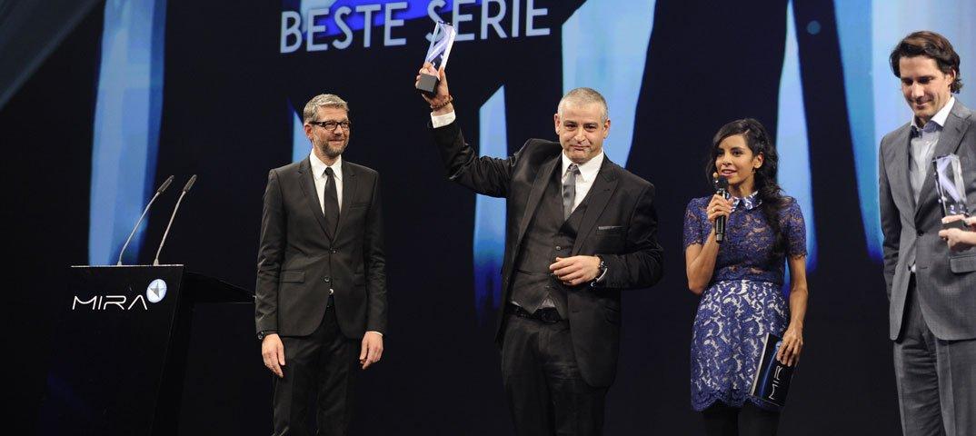 Gomorra: migliore serie del 2014 ai Mira Award 16 Gomorra: migliore serie del 2014 ai Mira Award