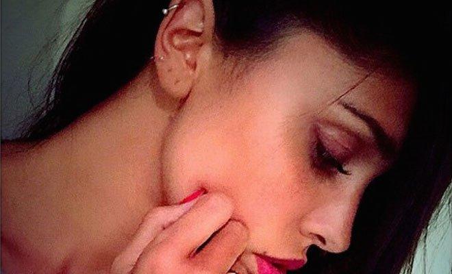 Il nuovo colore di Belen Rodriguez 70 Il nuovo colore di Belen Rodriguez