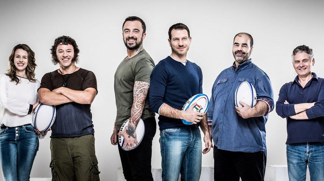 Dmax: ecco la squadra che racconterà il 6 Nazioni di Rugby 34 Dmax: ecco la squadra che racconterà il 6 Nazioni di Rugby