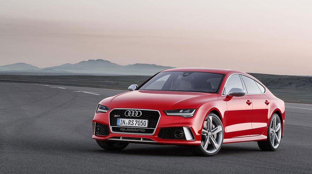 La gamma della nuova Audi A7 Sportback accoglie le versioni sportive S e RS 31 La gamma della nuova Audi A7 Sportback accoglie le versioni sportive S e RS