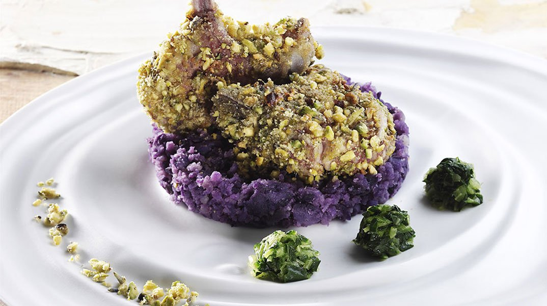 Il pranzo di Pasqua? Agnello, lavanda, pistacchi americani e cicoria 25 Il pranzo di Pasqua? Agnello, lavanda, pistacchi americani e cicoria