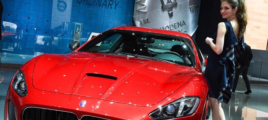 Maserati al Salone dell'Auto di Ginevra 16 Maserati al Salone dell'Auto di Ginevra